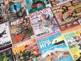 Игровые журналы с дисками Страна Игр и другие